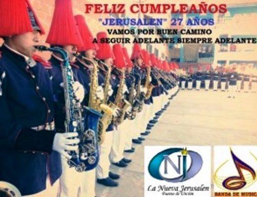 Nuevo Contacto.- BANDA NUEVA JERUSALEM (BOLIVIA)