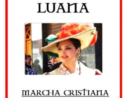 """GASPAR ÁNGEL INVITADO A DIRIGIR """"LUANA"""" (MC) POR LA SDAD. MUSICAL RUPERTO CHAPÍ DE VILLENA"""