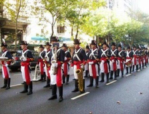 Nuevo Contacto.- BANDA HISTÓRICA MILITAR DEL REGIMIENTO 1 PATRICIOS (ARGENTINA)