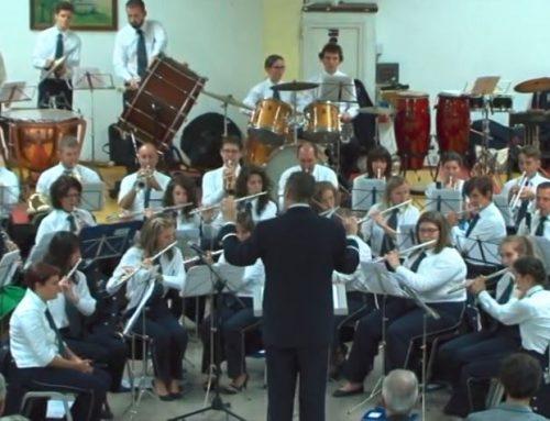 """LA MÚSICA DE GASPAR ÁNGEL EN ITALIA (""""75 ANIVERSARIO DE LOS ANDALUCES"""")"""