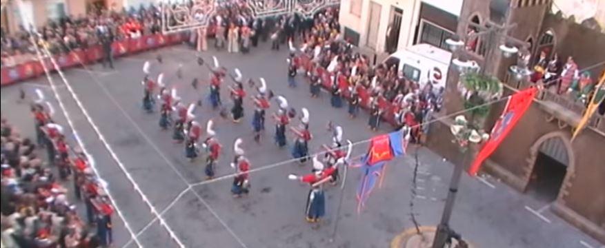 """Video.- """"PACO CORTÉS"""" (PD) INTERPRETADO EN LAS FIESTAS DE BANYERES DE MARIOLA"""