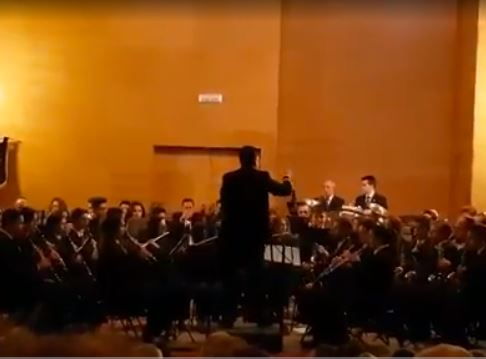 """Nuevo Video.- LA ASOCIACIÓN MUSICAL SILVERIO CAMPOS DE SABIOTE (JAEN) INTERPRETA """"75 ANIVERSARIO DE LOS ANDALUCES"""""""