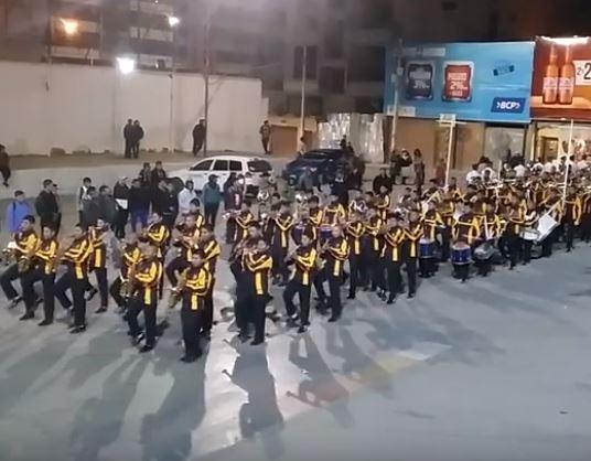 """VIDEOS DESDE BOLIVIA DE LA VERSIÓN PARA BANDA DE """"EL ÚLTIMO MOHICANO"""" DE GASPAR ÁNGEL TORTOSA"""