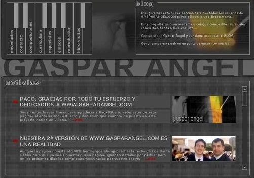¡¡¡ 15 AÑOS DE WWW.GASPARANGEL.COM !!!