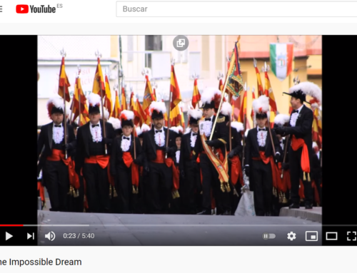 "Video 5ª Pieza para Sax (Alicante). ""The Impossible Dream"" (Pasodoble Festero)"