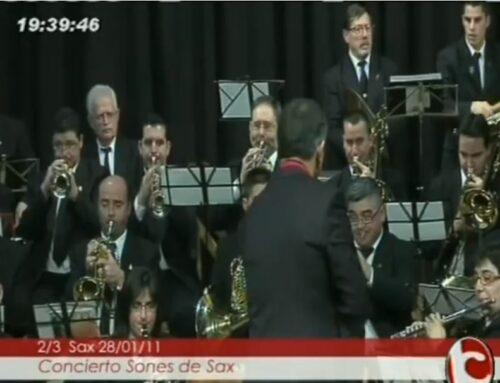 "Video 3ª Pieza para Sax (Alicante). ""Pedro Giménez"" (Pasodoble Festero)"