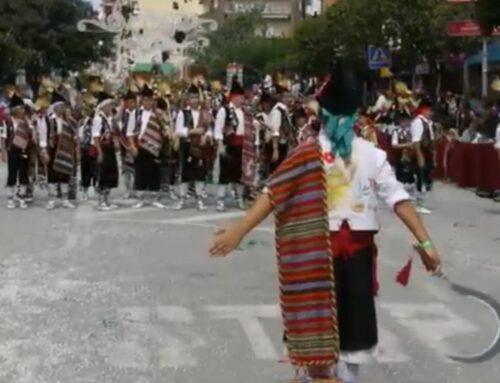 """Video.- Pasodoble Festero """"75 Aniversario de los Labradores"""". Comparsa Maseros/Labradores de Villena."""